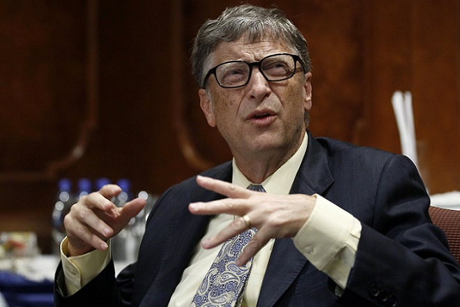 Ο Μπιλ Γκέιτς ήταν και παραμένει ο πλουσιότερος άνθρωπος στις ΗΠΑ