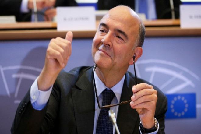 Μοσκοβισί: Η Ευρώπη δεν πρέπει να γυρίσει τις πλάτες της στους Έλληνες