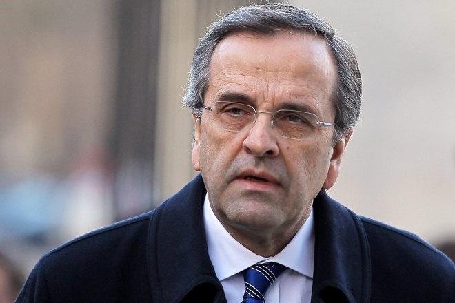 Αντώνης Σαμαράς: «Η παράταξη νίκησε, η Ελλάδα νίκησε»