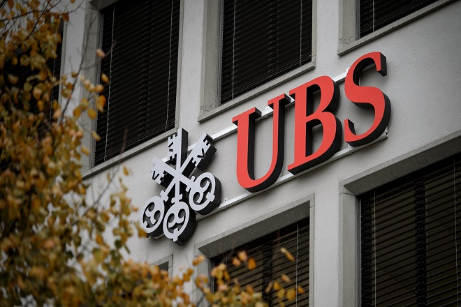 Πρόστιμο – «μαμούθ» στην UBS από γαλλικό δικαστήριο