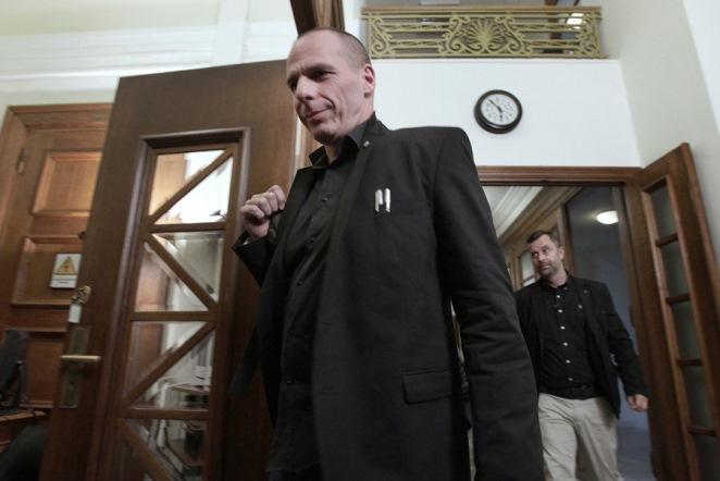 Βαρουφάκης: Έχουμε στο κτίριο του υπουργείου Οικονομικών συμφωνία προς υπογραφή