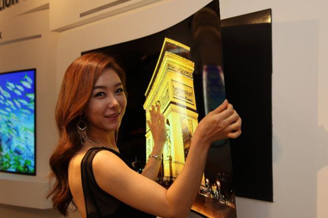 Αυτή είναι η πιο λεπτή τηλεόραση του κόσμου