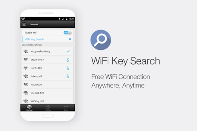 Η κινεζική εφαρμογή που «ξεκλειδώνει» όλα τα Wifi