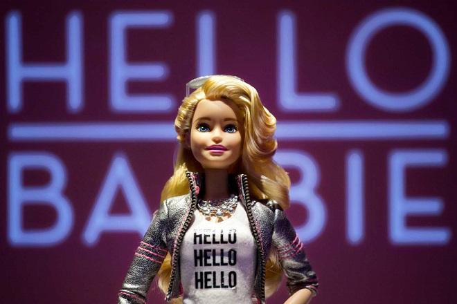 Η επόμενη Barbie θα μπορεί να «συζητά» με τα παιδιά