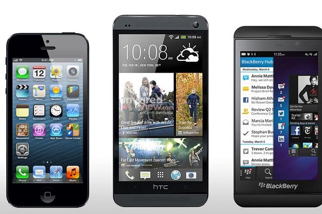 Τι είπαν οι άνθρωποι της Blackberry όταν είδαν το πρώτο iPhone;