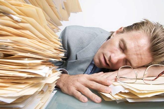 Κοιμηθείτε στη δουλειά σας, κάνει καλό