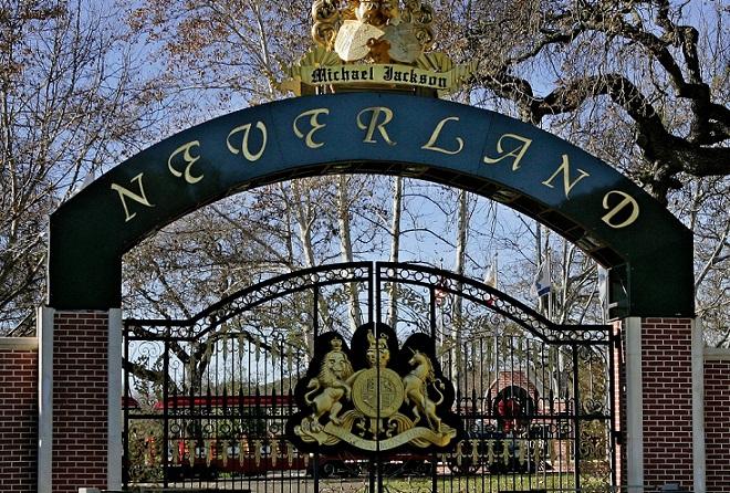 Μουσείο η Neverland του Μάικλ Τζάκσον