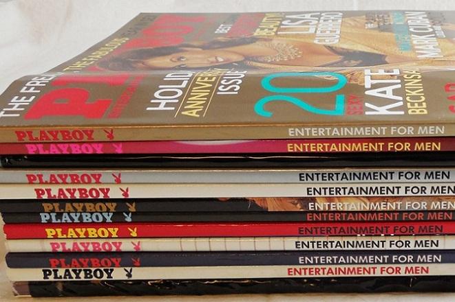 Λιγότερο γυμνό, περισσότερες πωλήσεις: η νέα στρατηγική του Playboy