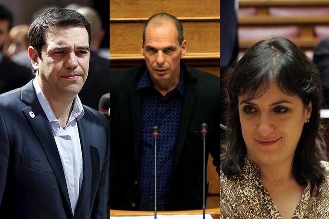 Αναστάτωση στον ΣΥΡΙΖΑ με την Παναρίτη. Κείμενο «φωτιά» εναντίον της