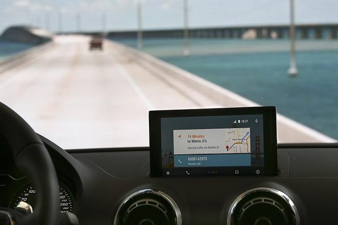 Η μάχη Google-Apple για το «έξυπνο» αυτοκίνητο ξεκίνησε