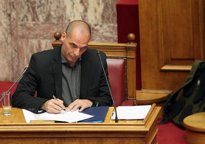 Βαρουφάκης: Έτσι έγινα υπουργός Οικονομικών της κυβέρνησης Τσίπρα