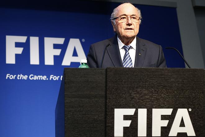 Παραιτήθηκε ο Γιόζεφ Μπλάτερ από την προεδρία της FIFA