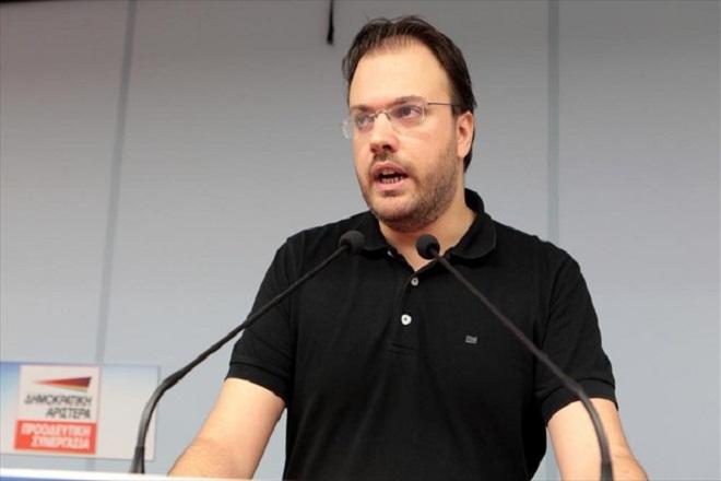 ΔΗΜΑΡ: Ο Θανάσης Θεοχαρόπουλος νέος πρόεδρος του κόμματος