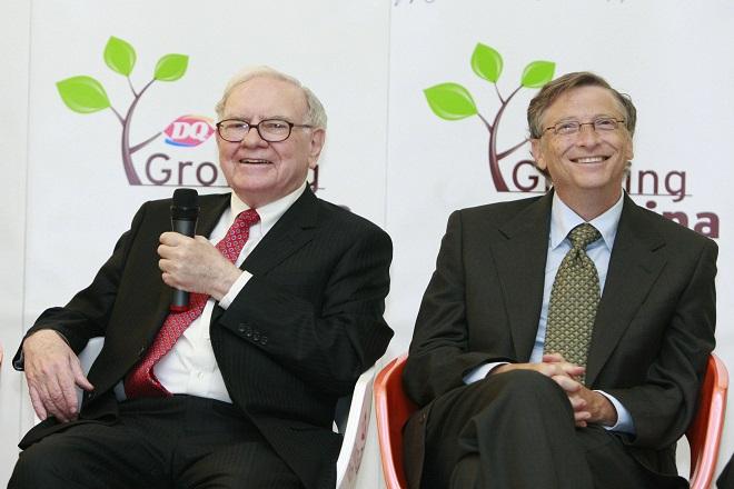 Τριάντα εκατομμυριούχοι στο πλευρό του Μπιλ Γκέιτς για καθαρή ενέργεια