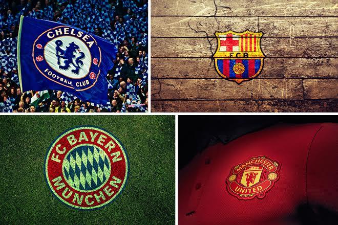 Οι δέκα πολυτιμότερες ποδοσφαιρικές ομάδες