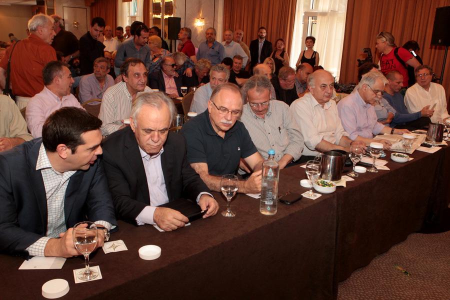 Αντιδράσεις στο εσωτερικό του ΣΥΡΙΖΑ για τους όρους της συμφωνίας