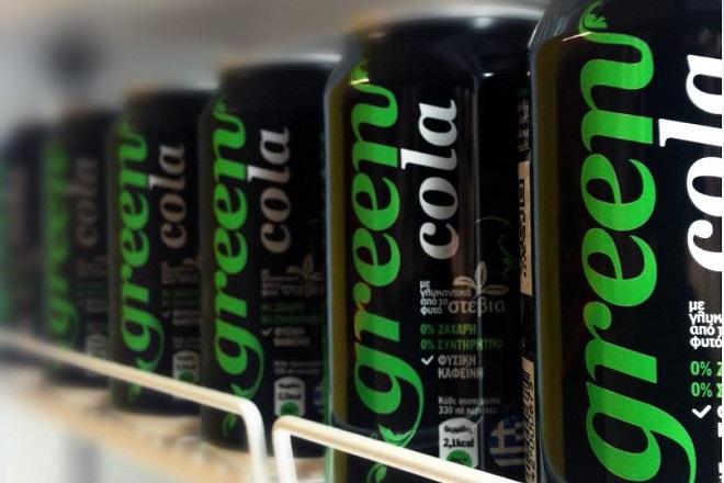 Η Green Cola ξεκινάει εμφιάλωση και στην Αττική