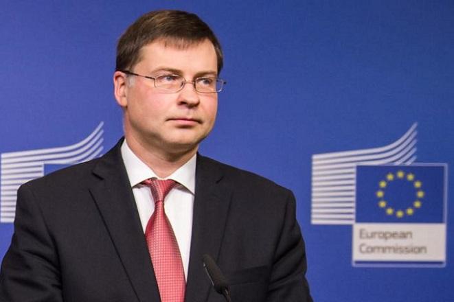 Ντομπρόβσκις για την μετά- Brexit εποχή στην ευρωπαϊκή οικονομία