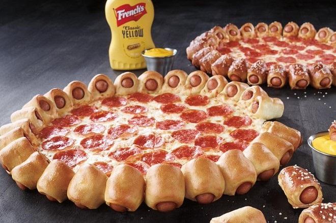 Η πίτσα των 3.680 θερμίδων από την Pizza Hut