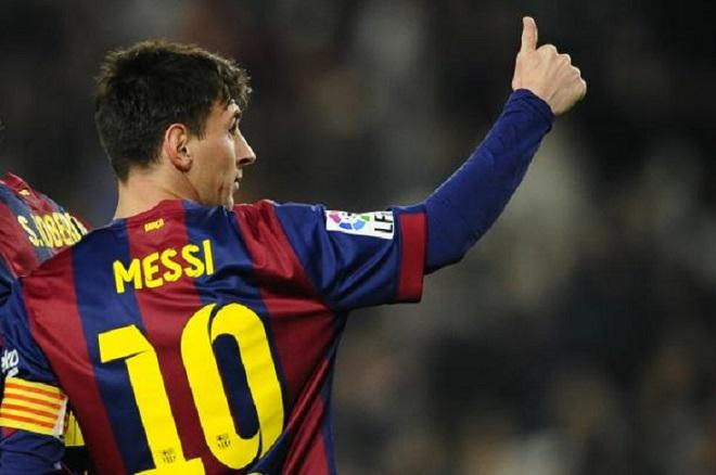 Ο Μέσι είναι ο πολυτιμότερος παίκτης στον κόσμο
