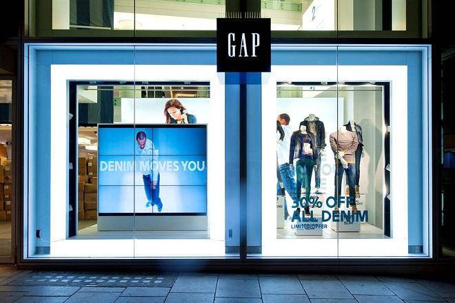 Λουκέτο σε 175 καταστήματα της Gap