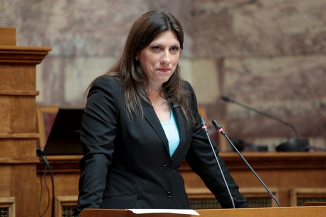 Μηνυτήρια αναφορά από την Κωνσταντοπούλου για τις φονικές πυρκαγιές