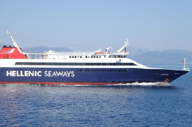 Hellenic Seaways: Αναδιάρθρωση δανεισμού και συμφωνία με τις τράπεζες