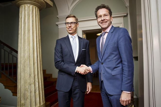 Eurogroup: Για plan b χρεοκοπίας έκαναν λόγο Ιρλανδία και Φιλανδία