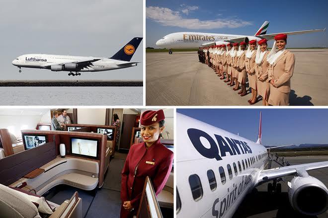Αυτές είναι οι κορυφαίες αεροπορικές εταιρείες για το 2015