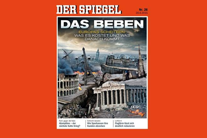 Spiegel: Ο ελληνικός «σεισμός» που απειλεί να καταπιεί την Ευρώπη