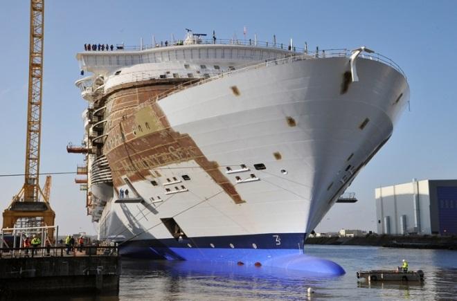 Αυτό είναι το νέο μεγαλύτερο κρουαζιερόπλοιο του κόσμου
