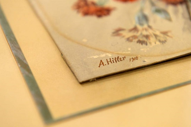 Χιτλερικά έργα τέχνης αξίας 400.000 ευρώ!