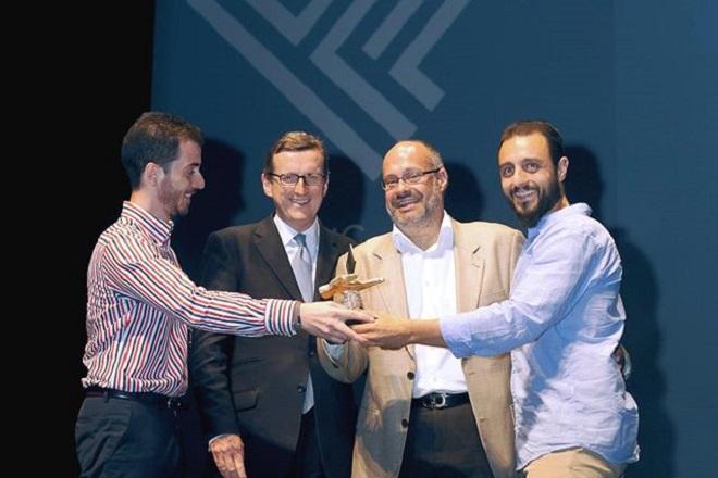 Το Ελληνικό Βραβείο Επιχειρηματικότητας 2015 απέσπασε η Yoleni's