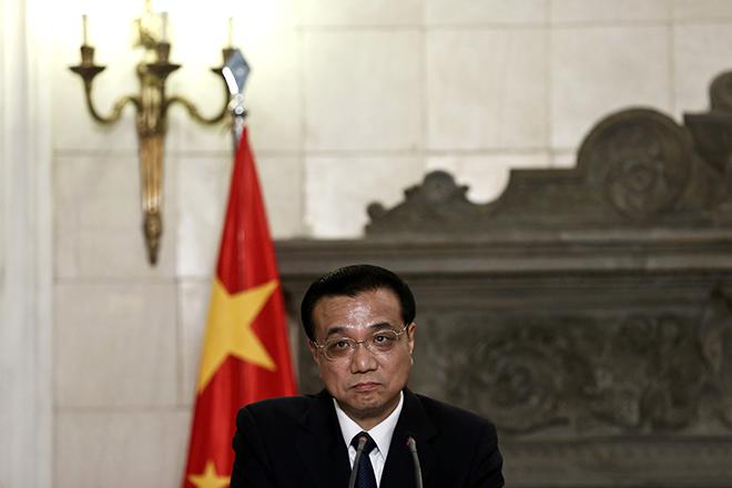 Με την εξέλιξη της ελληνική διαπραγμάτευσης ασχολείται και ο Κινέζος πρωθυπουργός