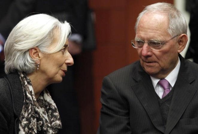 ΔΝΤ στους Ευρωπαίους: Ή θα πιέσετε την Ελλάδα για νέα μέτρα ή θα πληρώσετε