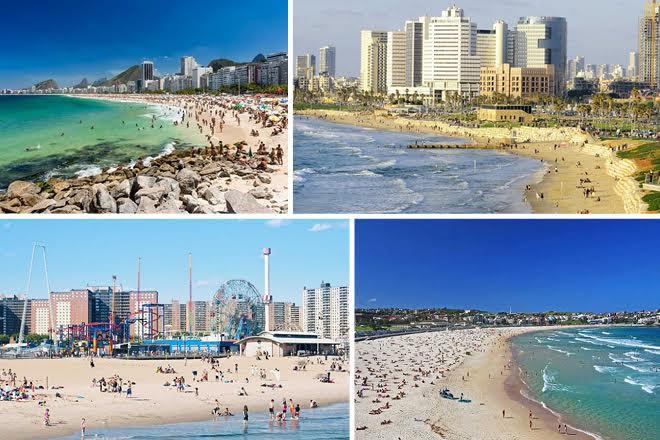 Οι δέκα καλύτερες παραλίες πόλεων στον κόσμο