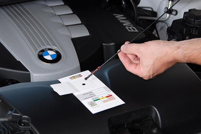 Ελέγξτε την κατάσταση του αυτοκινήτου σας με μία μόνο σταγόνα λαδιού