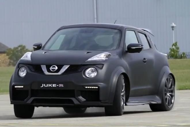 Τη σούπερ αναβαθμισμένη έκδοση του Juke παρουσίασε η Nissan