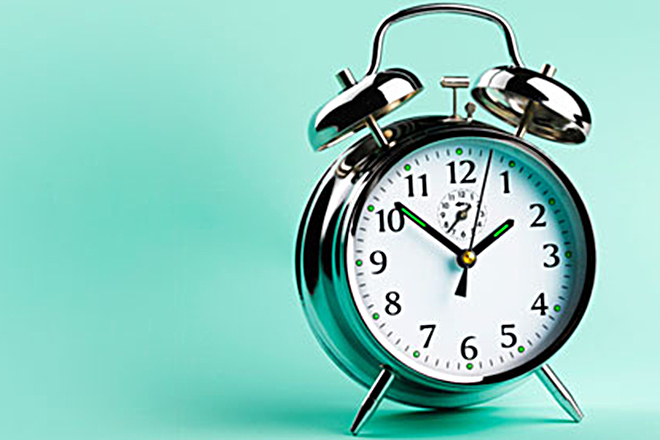 Πώς να κερδίσετε 1.380 λεπτά την εβδομάδα!