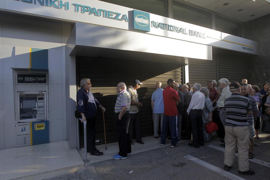 Κλειστές από σήμερα οι τράπεζες – Όριο ανάληψης τα 60 ευρώ ημερησίως