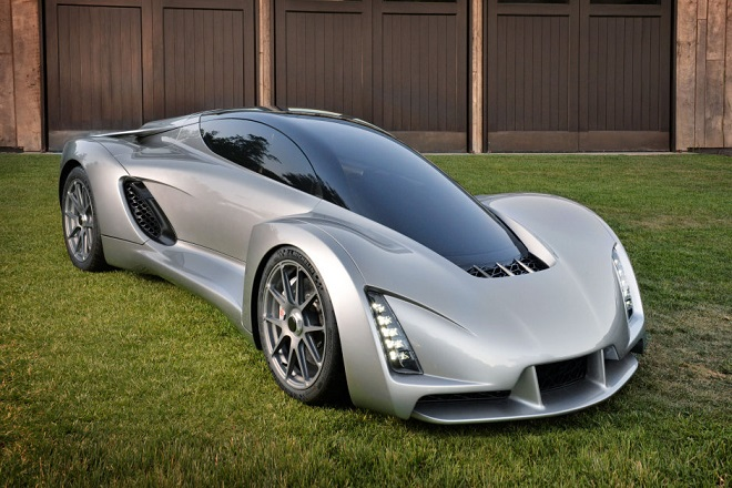 Καλοσωρίστε το πρώτο 3D printed supercar στον κόσμο