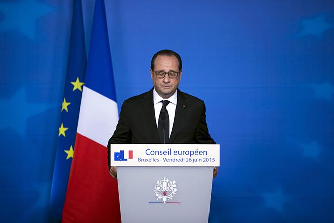 Εκτός της προεδρικής κούρσας στη Γαλλία ο Φρανσουά Ολάντ