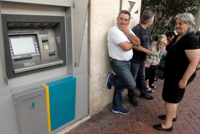 Πιθανή παράταση της τραπεζικής αργίας ως την Παρασκευή