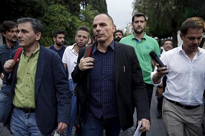 Βαρουφάκης: Η Ελλάδα θα κάνει χρήση όλων των νομικών δικαιωμάτων της