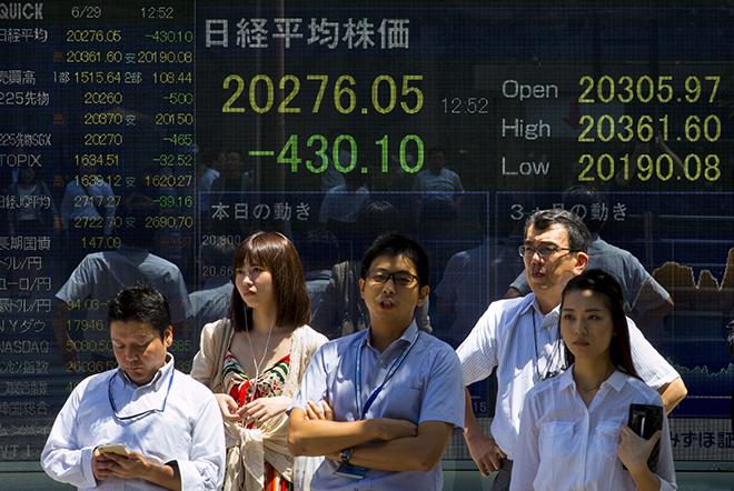 Σταθεροποιούνται τα ασιατικά χρηματιστήρια