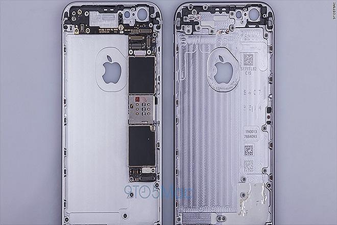 Διέρρευσαν φωτογραφίες του iPhone 6S