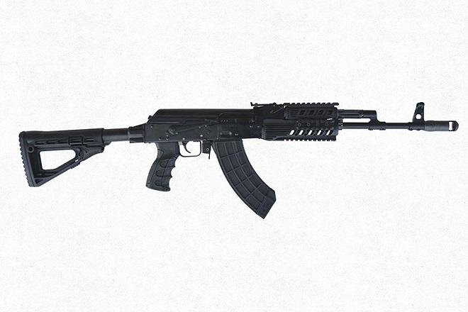 Στην αγορά τα πρώτα οπλα Kalashnikov made in USA