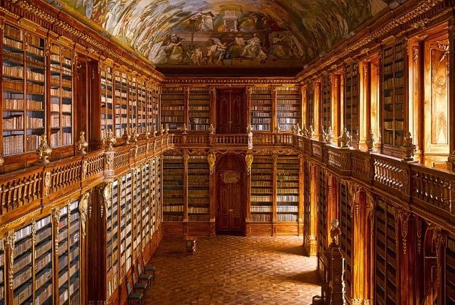 Οι πιο ξεχωριστές βιβλιοθήκες του κόσμου