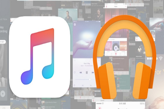 Apple Music vs. Google Play Music: Τι να επιλέξω;