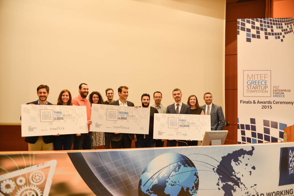 MITEF Greece Startup Competition: Ποιες ομάδες κατάφεραν να ξεχωρίσουν
